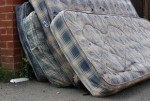 mattress removal in Port Moody