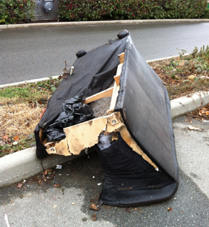 Couch Removal Vancouver