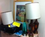 junk furniture lamps